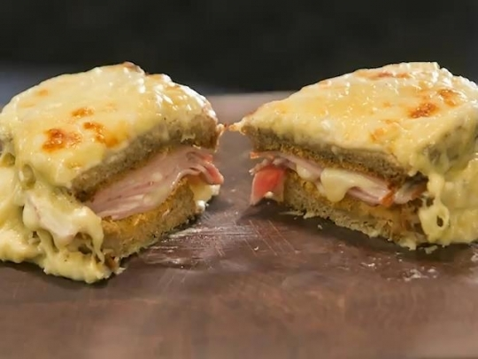 Сандвичи Крок Мосю